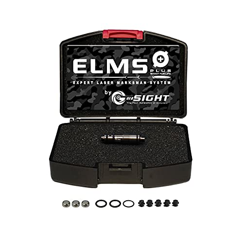 G-Sight ELMS Plus Dry Fire Cartridge Laser Training System | Free iPhone/Android App | Best in Class Accuracy & Compatibility | 100% Guarantee | Seen in Guns & Ammo, Recoil, Firearms News (.45ACP)