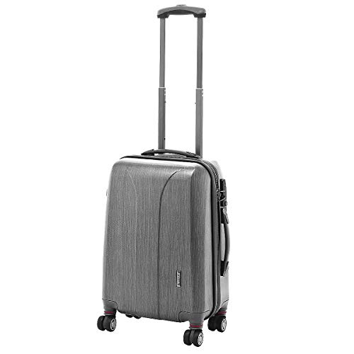 March 15 Trading New Carat Hand Luggage Suitcase on 4 Wheels 53 cm