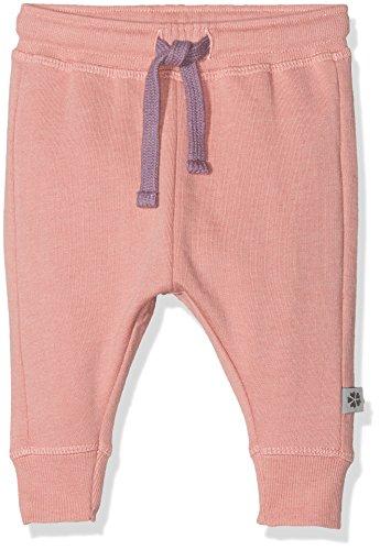 Papfar Baby-Mädchen Sweat GOTS-Zertifiziert Jogginghose, Rosa (Dusty Rose 516), 62 (Herstellergröße: 3M)
