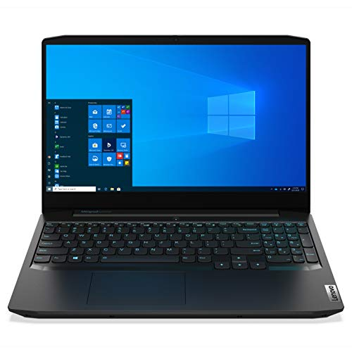 Lenovo IdeaPad Gaming 3 15IMH05 Ordinateur Portable 15.6'' FHD Noir (Intel Core i5, RAM 8Go, SSD 256Go + 1To HDD, NVIDIA GeForce GTX 1650, Windows 10) - Clavier AZERTY (français)