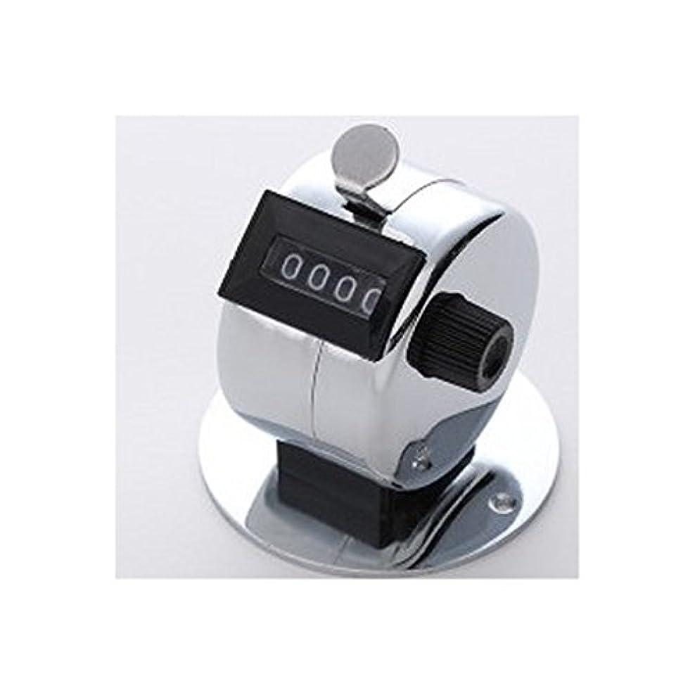 完璧な番号直接エクステカウンターPro(スタンドベース付)数取器 まつげエクステ用品
