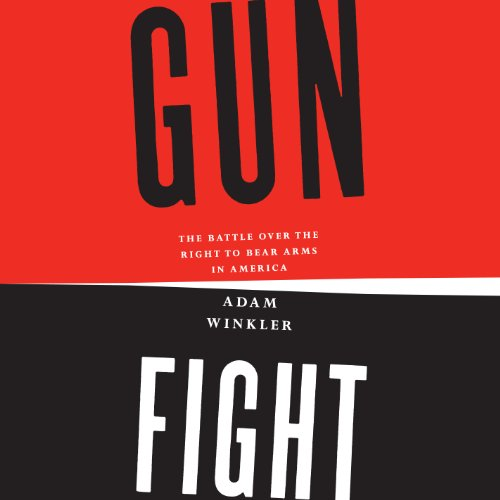 Gunfight audiobook cover art