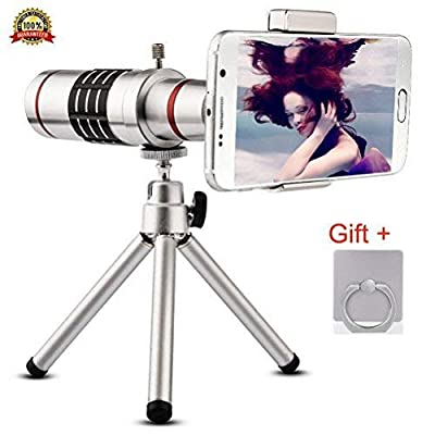 Phone Camera Lens Kit, Cell Phone Lens Attachme...
