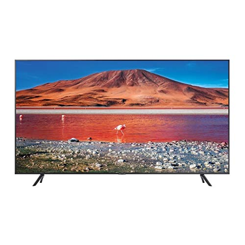 Smart Tv LED 43 Pollici, 4K, DVB T2, Internet, Wi-Fi