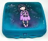 Tupperware To Go Twin - Fiambrera para niños, color turquesa
