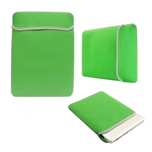 Love My Case verde 29,46 cm/cm 27,94 portátiles/cubierta/bolsa para Microsoft Surface RT 10,6 con 5 x incluye bayetas