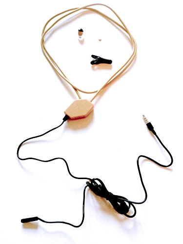 Nano Spionage Kopfhörer Spy Unsichtbares Headset Komplett Set HYARI®