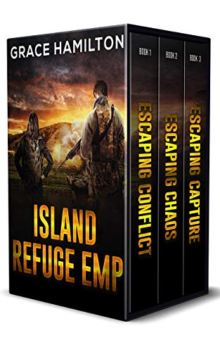 Island Refuge EMP: The Complete Series (English Edition)