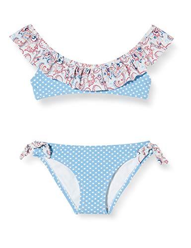 ZIPPY Bikini para niña SS20, Blue, 4/5 para Niñas