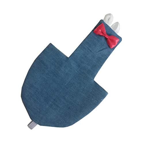 F Fityle Pañal para Pájaros Pañuelo de Loro Tamaño XS/S/M/L/XL para Elegir Complementos de Pájaros - XS
