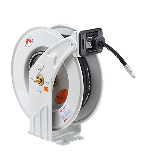 REELWORKS Grease-Hose-Reel Retractable 1/4