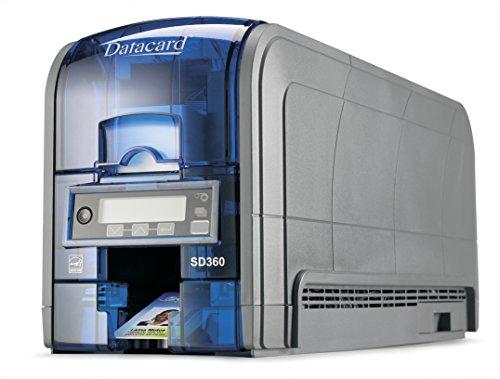 Datacard SD360–Drucker-Karten (LCD, Fast Ethernet, Windows 7Home Basic, Windows 7Home Basic x64, Windows 7Home Premium, Windows 7Home Premium x64, 300x 300DPI, Schwarz, Blau, 50/60Hz)