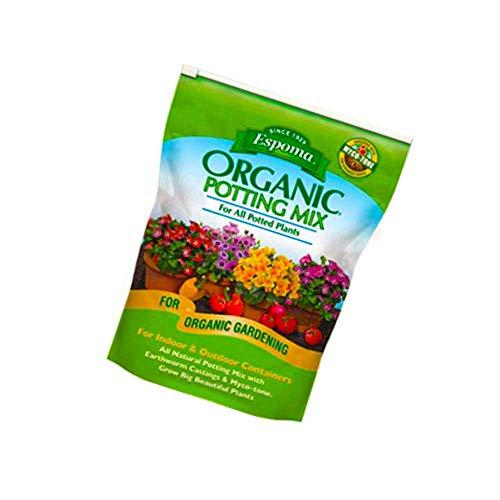 Espoma Organic Potting Mix Natural Potting Mix