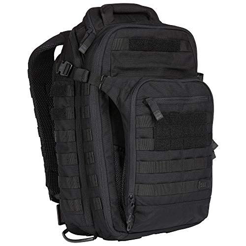 5.11 Tactical All Hazards Nitro Military Backpack 21L MOLLE, Style 56167, Black