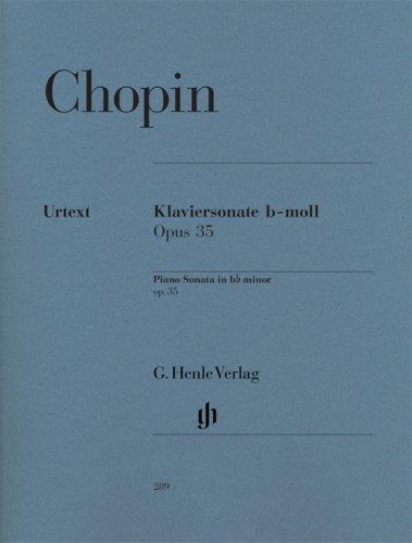 Klaviersonate b-moll op. 35