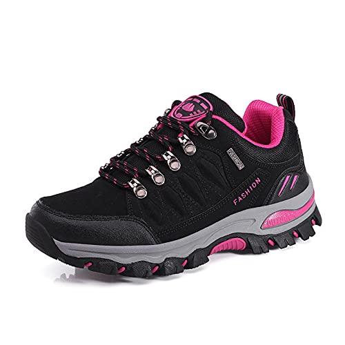 LZQpearl Chaussures Trekking & Randonnée pour Femmes,...