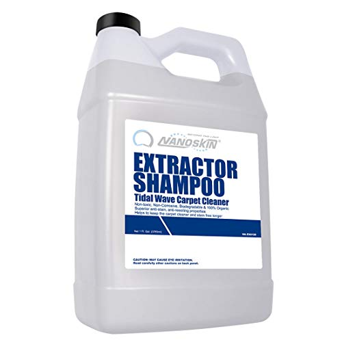 EXTRACTOR SHAMPOO Tidal Wave Carpet Cleaner [NA-ESO128], 1 Gallons