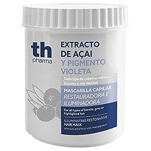 Thader Th Pharma Mascarilla Hidronutritiva con Extracto de Açai y Pigmento Violeta 700 ml 700 ml