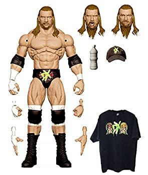 WWE Fan Takeover Ultimate Edition Figure Triple H