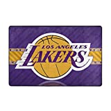 Dopy Los Angeles Basketball Fans Large Area Rugs for Living Room Bedroom Kids Area Rugs Baby Rugs for Play Area Rugs 3'3''x5' Ft Clearance Under 50