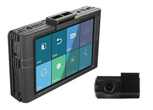 Blackvue DR490L-2CH (16GB) Dash Cam