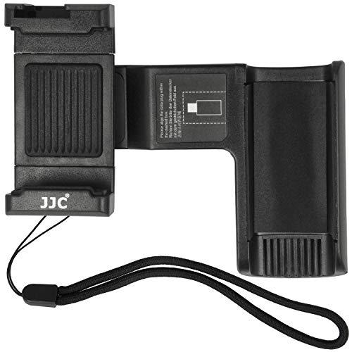 Impulsfoto JJC HG-OP1 OSMO Pocket-Smartphone-Halterung   Speziell für DJI OSMO Pocketkameras & Smartphones   Hochwertig & Robust   Bequemer Handgriff   Kostenloser Handgelenkriemen Inklusive
