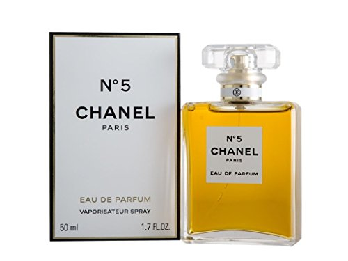 Chanel No 5 Eau De Parfum Spray 50ml (1.7 Oz) EDP