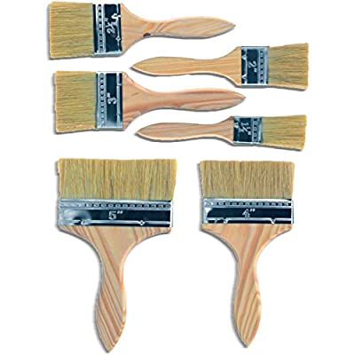 Paint Brush Set, Pro Grade - Chip Paint Brushes...