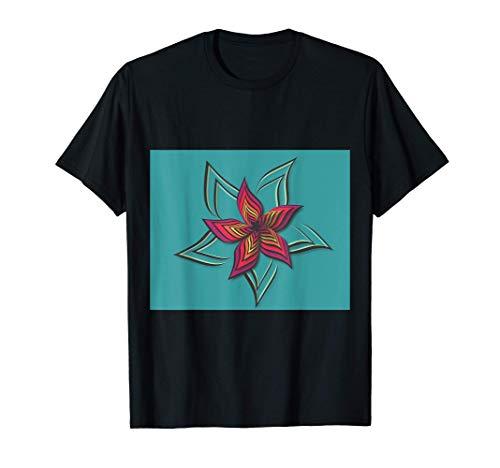 Christmas Poinsettia T-Shirt