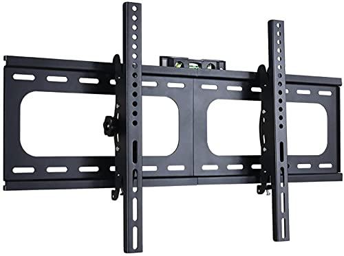 GWDFSU 26'- 75' Soportes para TV Delgados Montaje en Pared Soporte de Pared para TV ultradelgado para Pantallas de Plasma LED para televisores Fuerte 99 lbs Capacidad de Peso hasta 700 x 400