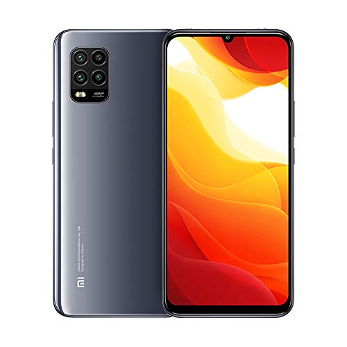 Xiaomi Mi 10 Lite 5G 6GB 64GB Smartphone Qualcomm Snapdragon 765G Octa Core 48MP AI Quad Cameras 6.57 '' AMOLED TrueColor Display Teléfono móvil NFC (Gris)