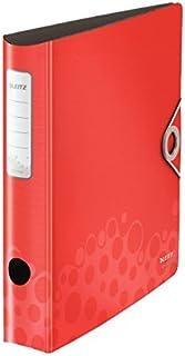 Leitz Bebop Active 60Mm 180 Degree Lever Arch File Spine - Red