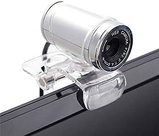WXFXBKJ High-Definition 480P Computer Webcam, Built-in Microphone, Online Lesson Broadcast, Laptop Computer Desktop Remote...