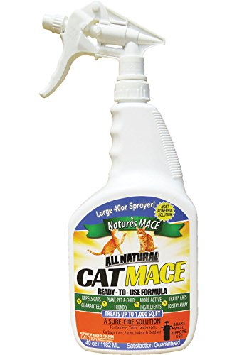 Nature's Mace CATGRN991003 Cat MACE 40oz Ready-to-Use