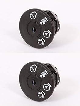 Husqvarna 2 PK OEM 532193350 Ignition Switch for 2042LS 2146XLS 2748GLS GT52XLS