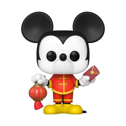Funko Pop! 737 Disney 2020 Year of The Mouse Mickey Mouse Asia Exclusive