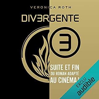 Allégeance     Divergente 3              De :                                                                                                                                 Veronica Roth                               Lu par :                                                                                                                                 Marine Royer                      Durée : 11 h et 30 min     88 notations     Global 4,3