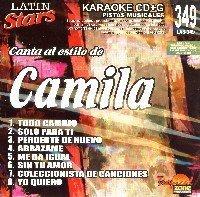 Karaoke: Camila - Latin Stars Karaoke by Camila Karaoke