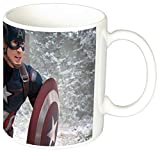 MasTazas Capitan America Captain America Chris Evans C Taza Ceramica