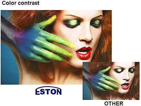 ESTON LC75 Black Color Ink Compatible Replacements for Brother LC-71 LC-75 MFC-J280W MFC-J425W MFC-J430W MFC-J435W LC75 (4Pack-1Black,1Cyan,1Magenta,1Yellow) Photo #5