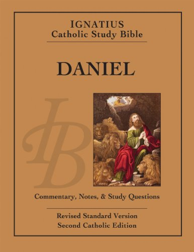Daniel: Ignatius Catholic Study Bible (English Edition)