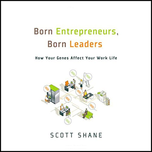 Born Entrepreneurs, Born Leaders cover art