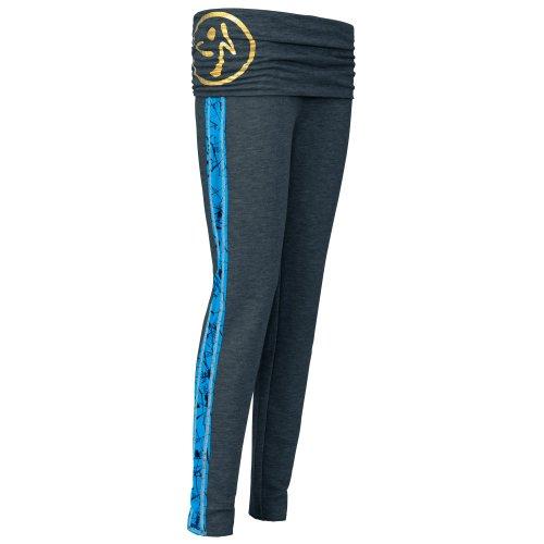 Zumba Fitness® Cha Cha Check Me out - Pantalón para Mujer, Color Negro