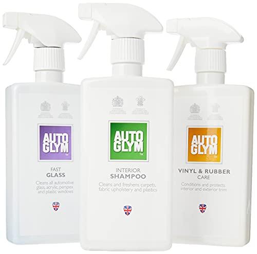 Auto Glym Kit di detergenti per Interni Perfetti