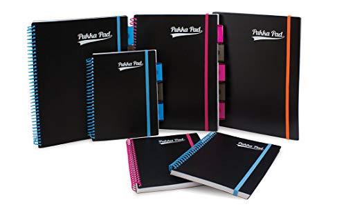 Pukka Pads 7664-ppn A4Neon Projekt Buch (Pack von 3)