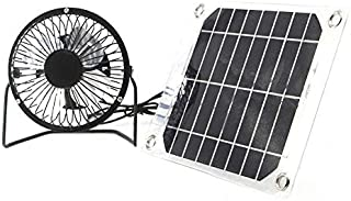 Best solar powered table fan Reviews