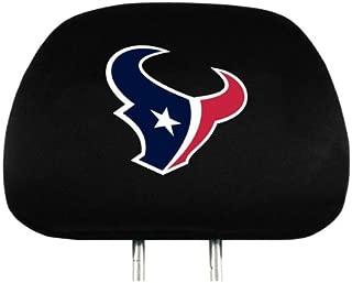 ProMark Houston Texans Headrest Covers