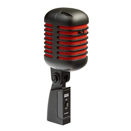 PROEL Eikon DM55V2RDBK Micrófono Vocal Dinámico Profesional Vintage...