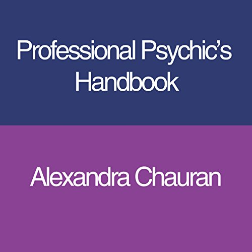 Professional Psychic's Handbook cover art