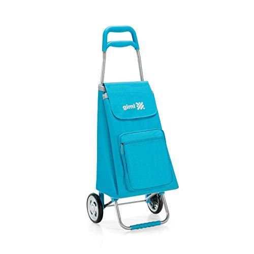 Gimi Argo Color Hellblau Einkaufstrolley